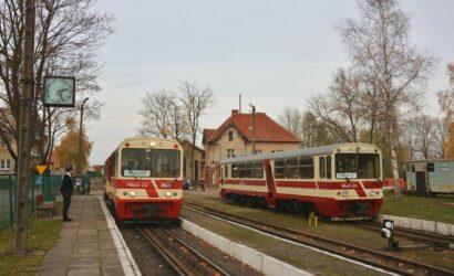 Żuławska Kolej Dojazdowa przewiozła ponad 64 tys. pasażerów w 2020 r.