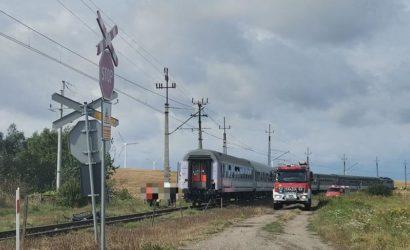 Tragiczny wypadek na przejeździe kolejowym w Miłogoszczy