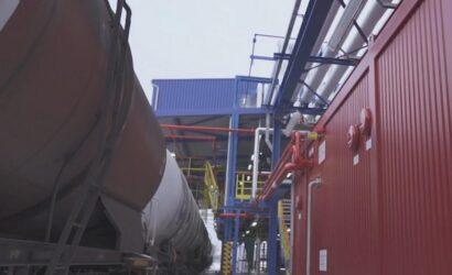 Lotos zwiększył możliwości napełniania cystern kolejowych