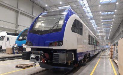 Pierwszy FLIRT PKP Intercity w ramach nowej umowy jest już gotowy