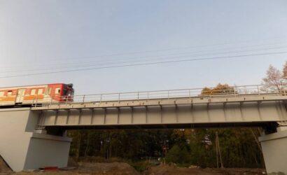Krakowski most poprawił przewozy koleją na linii do Kępna