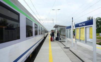 Od 19 grudnia pojedziemy pociągiem z Krakowa do Zakopanego