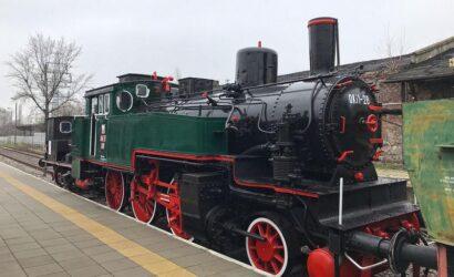 Stacja Muzeum odnowiła sześć zabytkowych lokomotyw