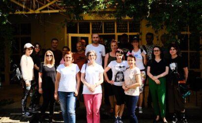 Fundacja Grupy PKP przygotowała ośrodek wypoczynkowy w Łącku dla dzieci z kolejarskich rodzin