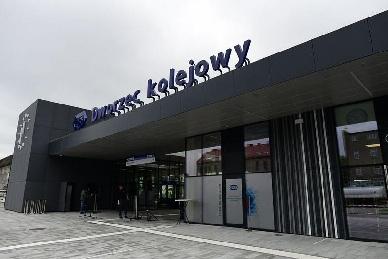 Dworzec w Oświęcimiu zwycięzcą konkursu architektonicznego