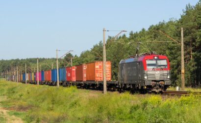 PKP Cargo Connect i Duisport Agency uruchamiają połączenie operatorskie do Wielkiej Brytanii