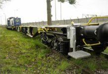 PKP Cargo odebrało nowe wagony platformy serii Sggrs
