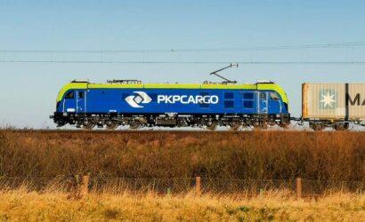 PKP Cargo Connect uruchomiło testowe połączenie z Chin do Gliwic