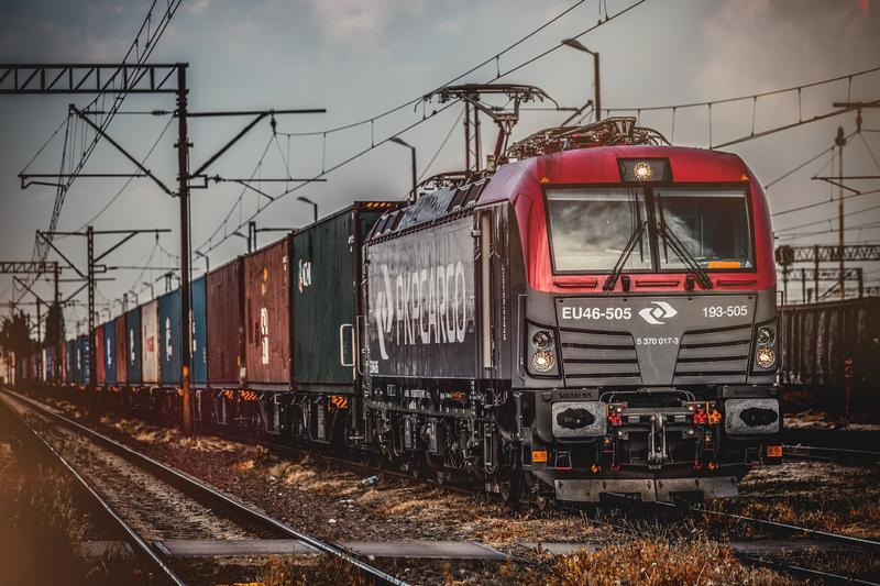 Do gdyńskiego portu dotarł dzisiaj pierwszy pociąg operatorski PKP Cargo Connect