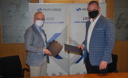 Porozumienie o współpracy PKP Cargo i SWWS