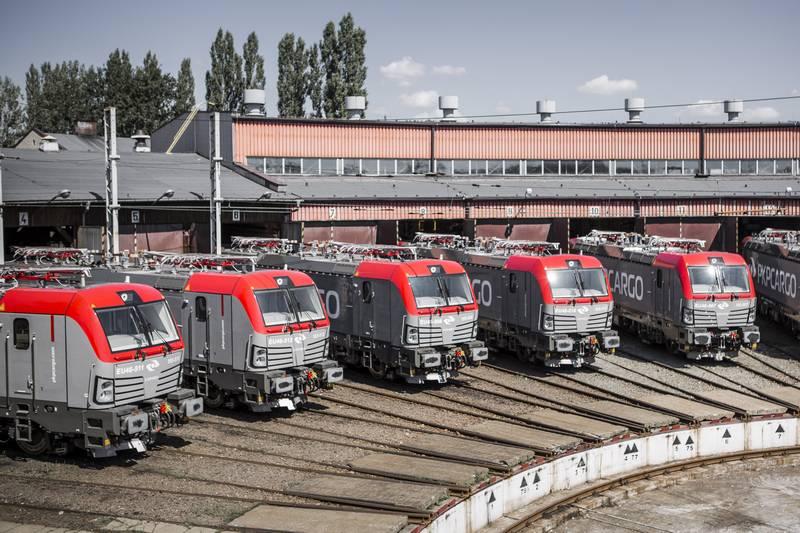 PKP Cargo unieważniło przetarg na lokomotywy wielosystemowe