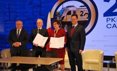 List intencyjny PKP Cargo i Wagony Świdnica z Grupy Greenbrier