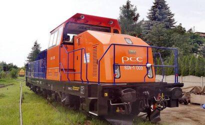 Pierwsza lokomotywa dla PCC Intermodal od Tabor Dębica czeka na odbiór
