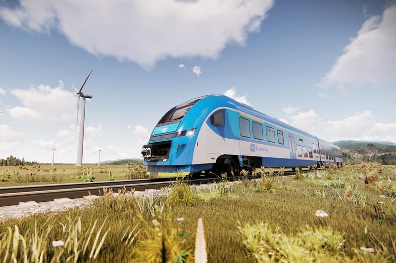 Pesa Bydgoszcz dostarczy nawet 160 pociągów dla Ceskich Drah
