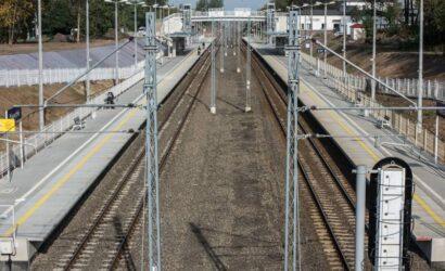 A. Bittel: koniec modernizacji linii kolejowej Warszawa – Radom planowany jest w 2023 roku