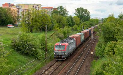 Pociągi operatorskie PKP Cargo Connect z Gdańska i Małaszewicz