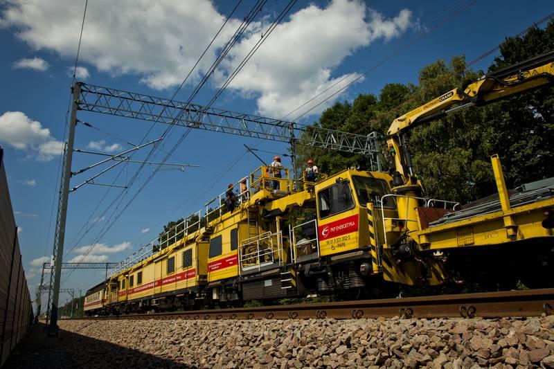 4,4 mld zł na rozbudowę infrastruktury dystrybucyjnej dla kolei