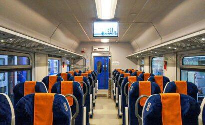 PKP Intercity odebrało 40 zmodernizowanych wagonów