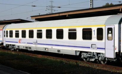 PKP Intercity nie naprawi 40 wagonów Z1A/Z1B