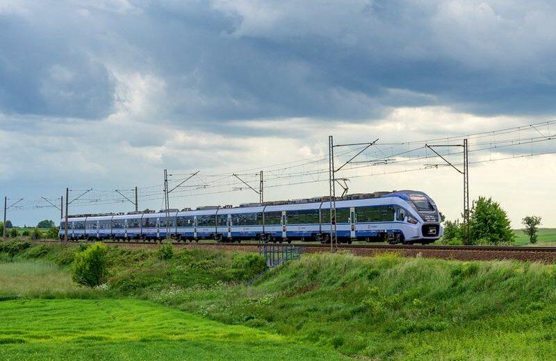 PKP Intercity pojedzie z Warszawy do Wilna