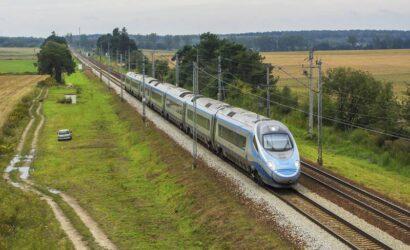 CPK z umową na prace przygotowawcze dla odcinka Łódź – Wrocław