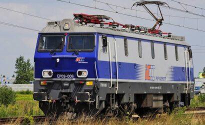 PKP IC chce wyposażyć 6 lokomotyw EP09 w monitoring szlakowy