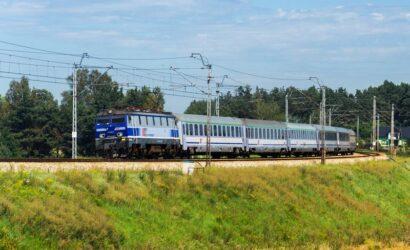Zmiany w nowym rozkładzie PKP Intercity w łódzkim, mazowieckim oraz podlaskim