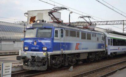 20 lokomotyw PKP Intercity przyspieszy do 160 km/h