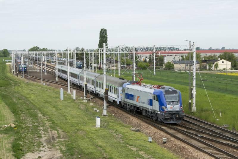 PKP Intercity odebrało 20 lokomotywę Griffin