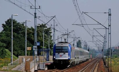 Wróciły międzynarodowe pociągi pasażerskie