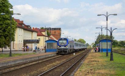 Na Mazury pojedziemy szybciej pociągiem