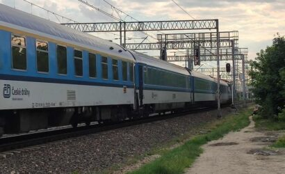 Jak wygląda kolejowy ruch międzynarodowy u poszczególnych przewoźników?