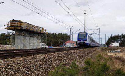 Utrudnienia w kursowaniu pociągów na CMK [aktualizacja]