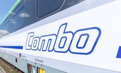 PKP Intercity odebrało 4 z 60 wielofunkcyjnych wagonów COMBO