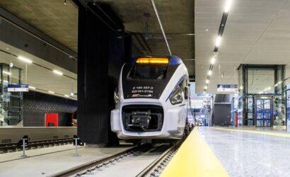 PLK wspierają działania CPK w zakresie budowy tunelu w Łodzi