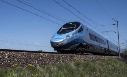 Zmiany w kursowaniu pociągów na Centralnej Magistrali Kolejowej