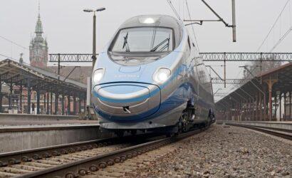 Już w grudniu Pendolino przyspieszy do 200 km/h na trasie Warszawa – Gdańsk