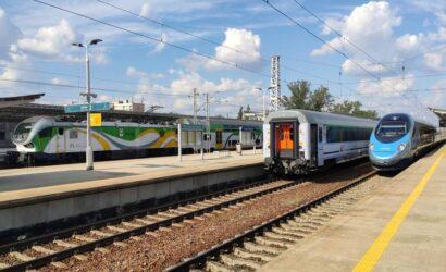 W maju koleją podróżowało 18,9 mln osób