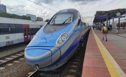 Punktualność pociągów w II kwartale 2021 r.