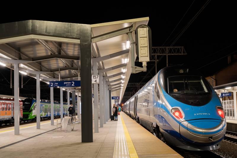 CPK z umową na prace przygotowawcze dla nowej linii kolejowej Łętownia – Rzeszów