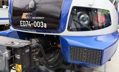 ED74 po modernizacji oraz nowy FLIRT wkrótce wyjadą na tory [GALERIA]