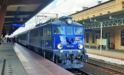 W poprzednim tygodniu pociągami PKP IC podróżowało ponad pół miliona osób