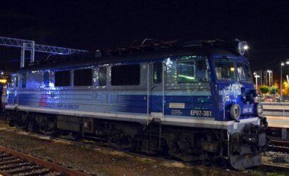 Kolejna lokomotywa PKP Intercity zyska dawną malaturę