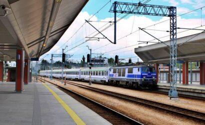 Budimex wybuduje w Krakowie myjnię dla pociągów PKP Intercity