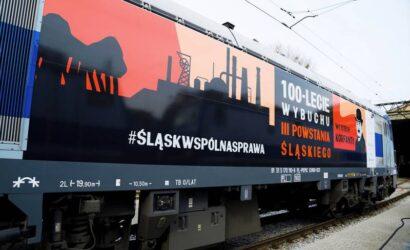 PKP Intercity upamiętnia setną rocznicę wybuchu III Powstania Śląskiego