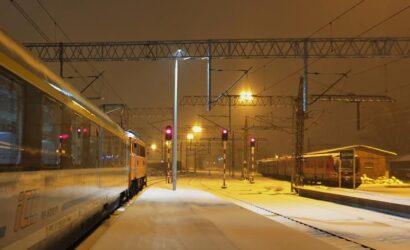 Na zimowe utrzymanie sieci kolejowej w 2021 r. PLK zaplanowała 65 mln zł