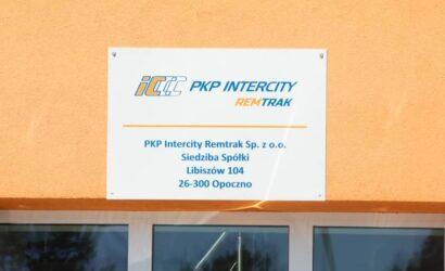 PKP Intercity Remtrak ma nową siedzibę