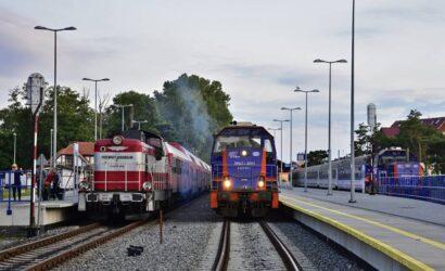 W lipcu koleją podróżowało 23,5 mln pasażerów