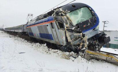 Zderzenie pociągu PKP Intercity z cysterną niedaleko Grajewa [AKTUALIZACJA]