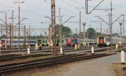 PKP Intercity z ofertami na przebudowę i rozbudowę bocznicy w Szczecinie